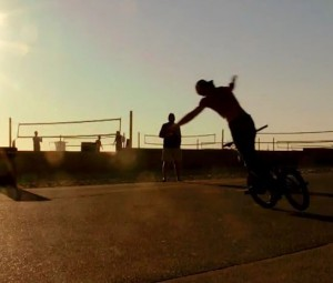 Lifestyle BMX Trailer - Flatland - Huntington Beach California [HD, 720p].mp4_000028960