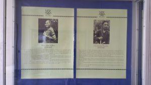 아바나 혁명 박물관. 왼쪽은 빌마 에스핀(Vilma Eespin). MIT 화학공학도 출신의 그녀는 쿠바 혁명 성공 뒤 피델의 동생 라울 카스트로와 결혼했다